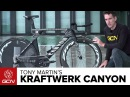 Tony Martin's Kraftwerk Inspired Canyon Speedmax CF SLX   Tour De France 2017