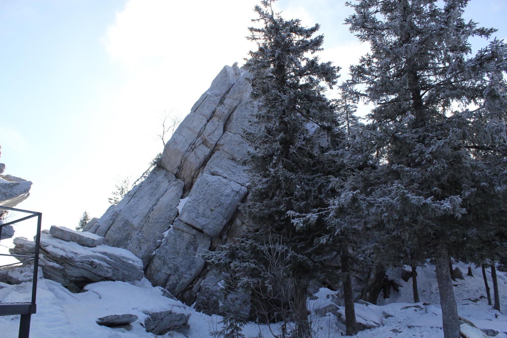 Таганай - Черная скала - 16 декабря из Миасса