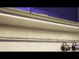 Светодиодные светильники для кухни. Освещение на кухне.