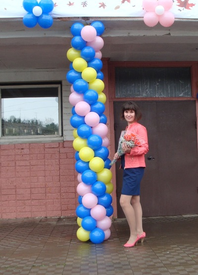 Янина Мельчакова, 21 августа , Москва, id146697111