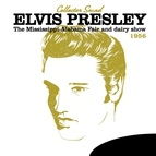 Elvis Presley альбом The Mississippi - Alabama Fair and Dairy Show 1956 (Collector Sound)