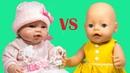 Кукла Беби Бон или Бербеса КОНКУРС!! Сравнение куклы беби бон и испанской куклы berbesa