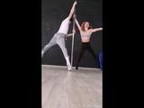 Cherry Pole Dance Berezenko Ekaterina & Ilia Medvedev contemporary