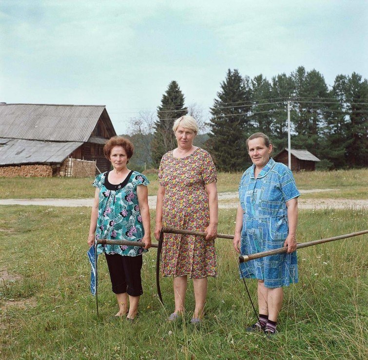 0nPdIhrE LY - Есть девушки в русских селеньях: фоторепортаж из глубинки
