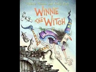 Children's audio book: 'Winnie The Witch'