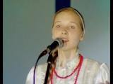 Песня о Родине. Поёт Валентина Рябкова (Оптинская весна - 2010)