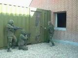 Штурм Латвийского спецназа прикол