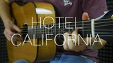 The Eagles - Hotel California - Fingerstyle Guitar Cover
