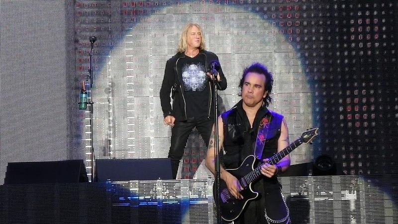 Rock On Def Leppard@Hersheypark PA Stadium 5/25/18