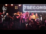 7 Seconds - 99 Luftballons @ Plan B, Moscow,13VII14