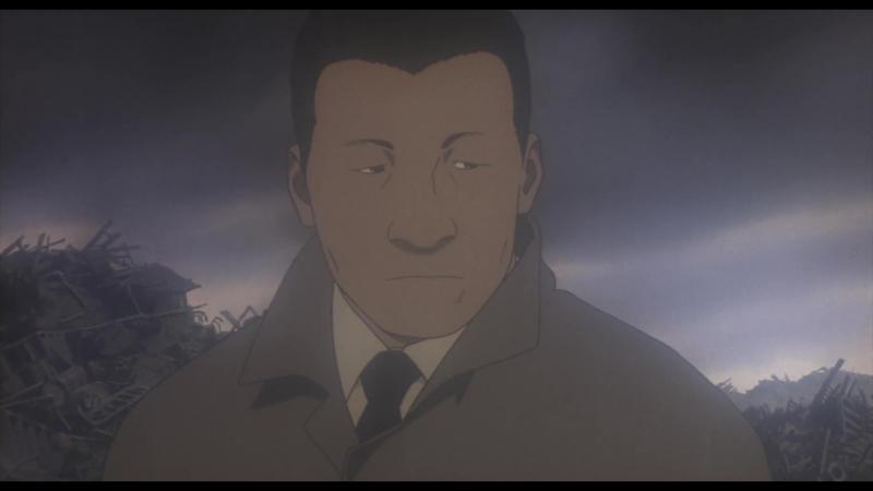 Отряд оборотней Оборотни Jin-Roh The Wolf Brigade MVO [AniZone.TV]