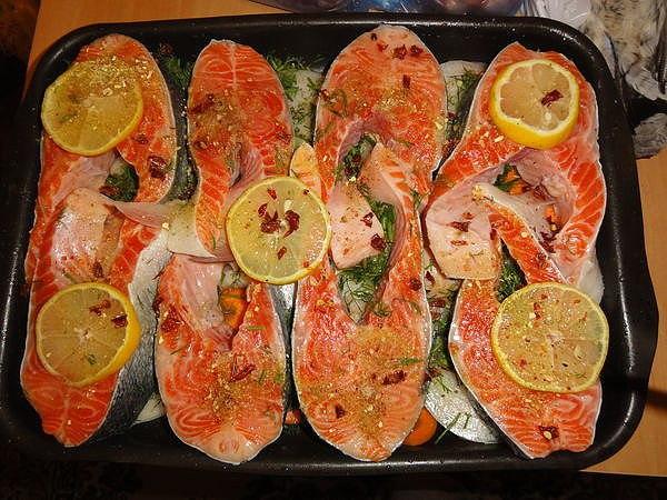 Рыба приготовить в духовке рецепты