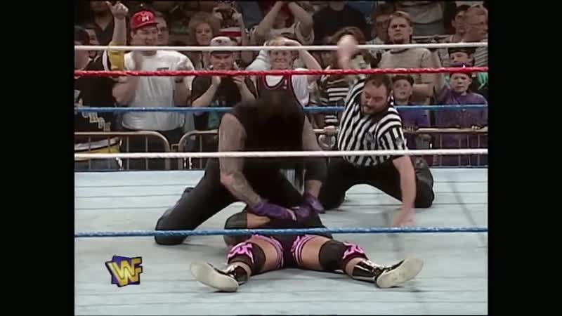 The Undertaker vs. Owen Hart Raw 05.06.1996