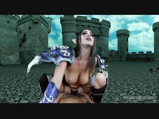 Гнев Королевского Члена / Whorecraft II: Wrath Of The Dick King [KARLEE GREY, NATASHA NICE, AMIA MILEY, APRIL DAWN]