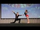Denis & Alina ● Russian Bachata Festival 2018