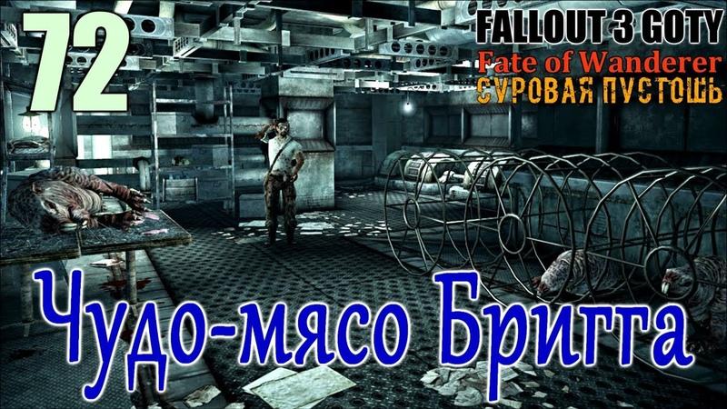 Fallout 3 GOTY FOW [HD] 72 ~ Чудо-мясо Бригга