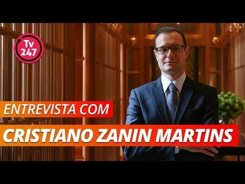 Entrevista com Cristiano Zanin Martins (16/4/18) - Advogado do ex-presidente Lula