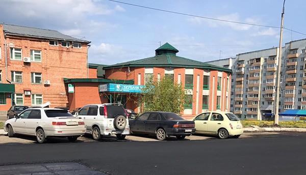 Сбербанк в Усть-Илимске