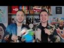 V-s.mobiПародия! РОЗОВОЕ ВИНО Голосами Мультяшек Элджей ft. Feduk ND Production