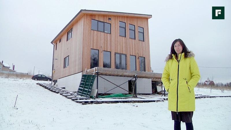 Скромный снаружи, необычный внутри: скандинавский дом на подмосковных просторах FORUMHOUSE