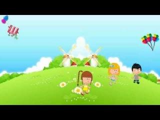 Развивающий мультфильм Алфавит для малышей Азбука в мультфильмах Буквы ШЩЪЫ