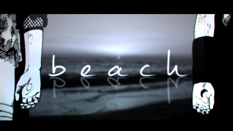 Beach || sasunaru