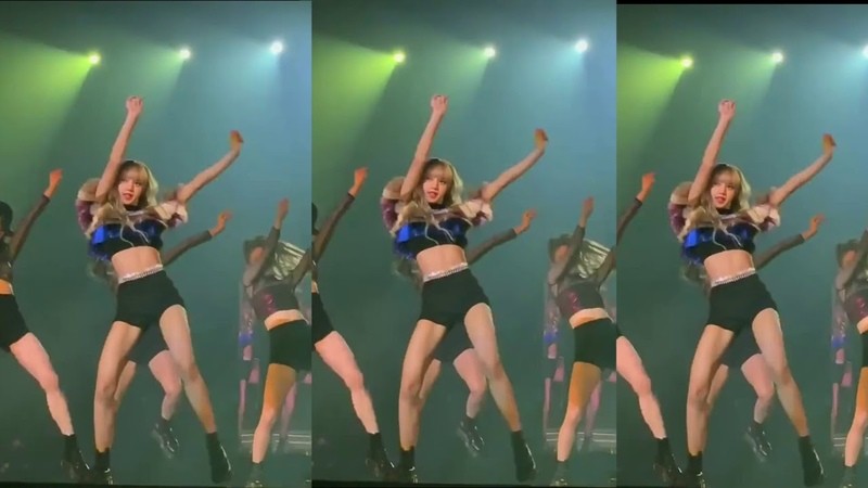 Lisa solo stage dance full version @BLACKPINK IN YOUR AREA World Tour in Bangkok Day1 2019