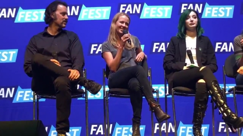 Who would win head to head Root or the mutants @AmyAcker answers! TheGifted FFNashville