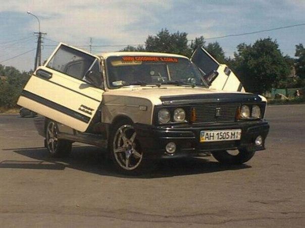 Русские машины vk