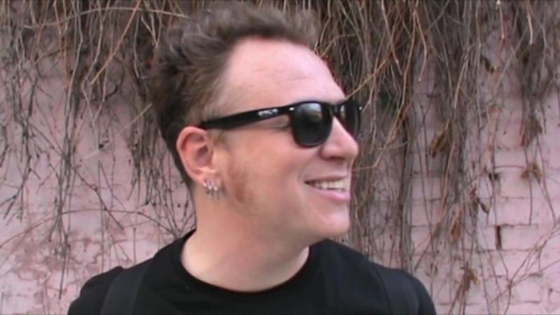 Дмитрий Спирин (Тараканы!) о Панк-лектории
