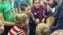 Игры в Школе. Проект Отцы и дети.