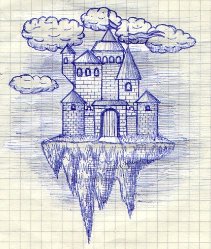 Нарисовать ручкой красиво на своей руке
