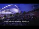 Проекты семи стадионов ЧМ-2022 в Катаре