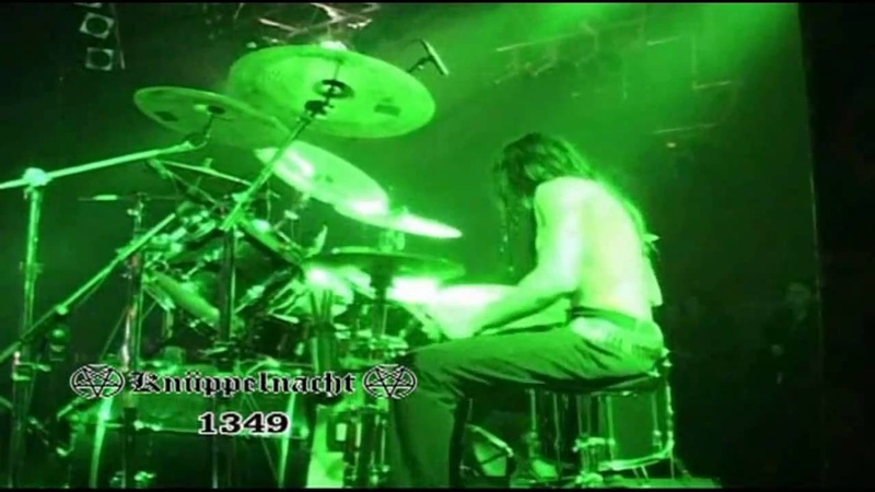 1349 - Pitch Black (live @ With Full Force 2003)