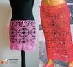 How to crochet mini midi maxi skirt all sizes faldas al crochet free tutorial pattern by marifu6a