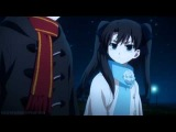 【AMV】 「空の境界」 Kara No Kyoukai - 黒桐鮮花 Azaka Kokutou - eƒ: unattended station