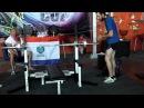 Людмила Гайдученко 157,5кг до 90кг женщины на Кубке Таврики 2013