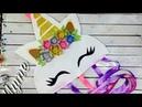Portamoños de Unicornio hairbow holder hairbowclips manualidades DIy cintillos balacas