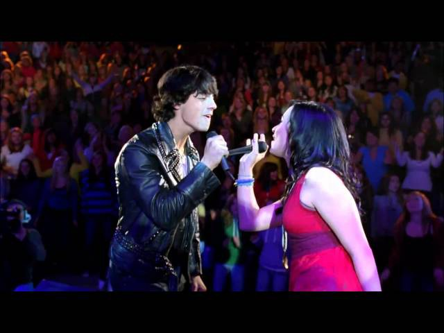 CAMP ROCK2 =Demi Lovato-Joe Jonas-Camp Rock Cast= {What We Came Here For} _Video Ufficiale_