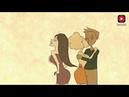 国产经典动画短片《整容》还是自然的美