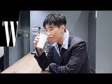AOMG Office Tour with Elo by W Korea