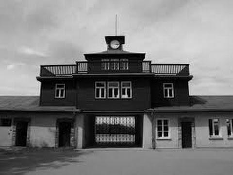 Концлагерь Бухенвальд - KZ Buchenwald. Часть 1. Дорога смерти. Лагерная тюрьма.