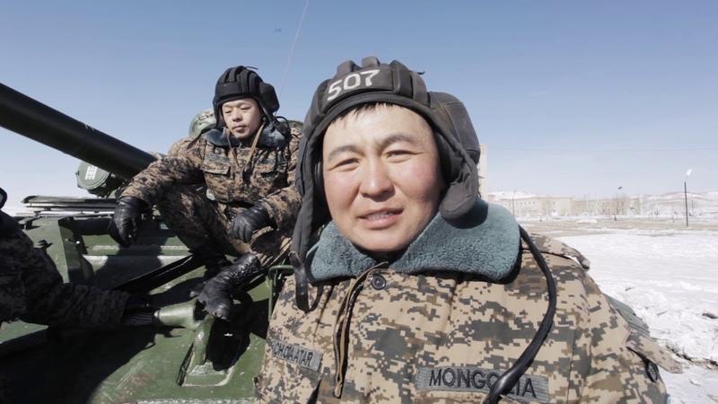 Монгол Цэрэг - Дэлхийн Цэрэг ТАНКИЙН БРИГАД