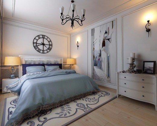 Спальня (1 фото) - картинка
