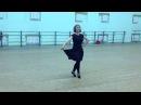 татарский танец ,,Залида-репетиция