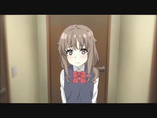 Промо Seishun Buta Yarou wa Bunny Girl Senpai no Yume o Minai