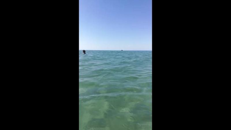 а у нас море, а у вас