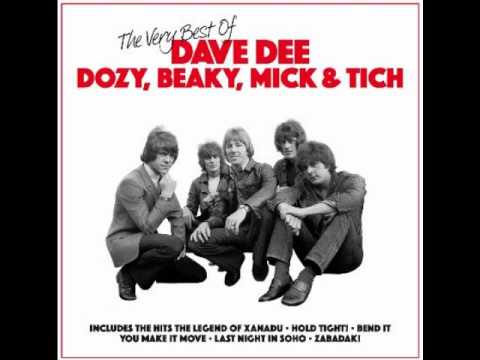 Hold Tight - Dave Dee, Dozy, Beaky, Mick And Tich