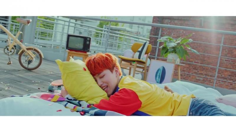 HNB 우진영 김현수 설레고 난리 Falling in love MV