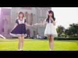 【中国娘】heartbeat music【踊ってみた】二人